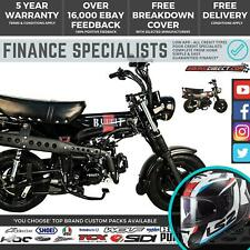 Bullit Heritage 50 50cc Mini Monkey Bike Delivery & Guaranteed Finance