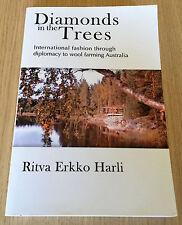 Ritva Erkko Harli - DIAMONDS IN THE TREES - Internation Fashion - Biography