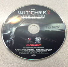 The Witcher 2: Assassins of Kings (Enhanced) Original Soundtrack - MUSIC CD