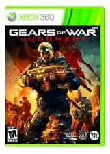 XBOX 360 Gears Of War: Judgment Video Game online multiplayer fps fun judgement