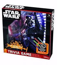 Disney Star Wars Darth Vader Classic Trivia Game 650+ Questions - New Sealed Box