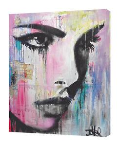 Loui Jover - Tempest - Canvas Print Wall Art 3 sizes available