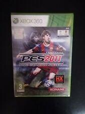 Pro Evolution Soccer 2011 (PES)  XBOX 360 SIGILLATO EDIZIONE ITALIANA