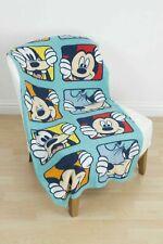 Disney Mickey Mouse 'Play' Soft Fleece Blanket