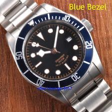 41mm Sterile Japan Miyota Sapphire Glass Men's Corgeut Parnis Automatic Watch