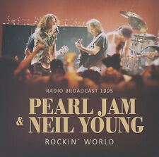 PEARL JAM & NEIL YOUNG New Sealed 2020 LIVE 1996 CONCERT CD