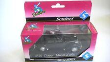 Solido L'Age D'or #4526 - Citroen Monte - 1990