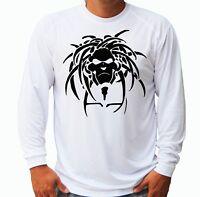 Aquaman Fishing Boat Sport Long Sleeve UPF 30 T-Shirt Sun UV Protection Gift