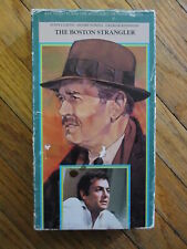 BOSTON STRANGLER VHS Henry Fonda Tony Curtis George Kennedy 1988  Albert DeSalvo