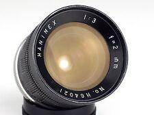 HANIMEX 3/28  M42 mount WIDE ANGLE lens