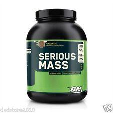 Optimum Nutrition Seroius Mass Integratore di Proteine 2 7 kg Cioccolato