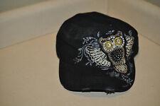 Decorative Embroidered Adjustable Owl Hat