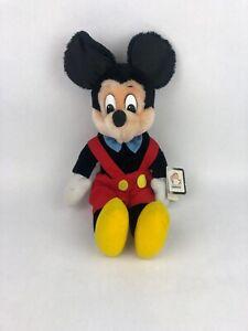 "Vintage Mickey Mouse 17"" Plush #8536 NWT"