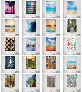 Wall Decor Fabric Printed Tapestry for Bedroom Dorm Living Room Ambesonne