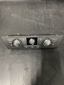 Audi A6 C7 A7 Climate Control Unit with Heated Seats 4G0820043AC
