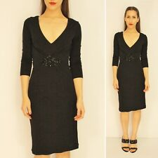 ALANNAH HILL Embellished Pencil Party Formal Frock Dress Size AU 8 US 4 Eu 36
