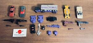 1986 Menasor 100% Complete G1 Transformers Stunticons