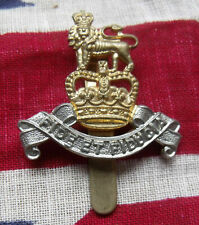 Military Cap Badge Army Pay Corps SIDE CAP BADGE FREE UK P&P