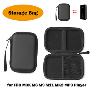 Carry Case Storage Bag Protective Cover Box for FiiO M3K M6 M9 M11 MK2 MP3Player