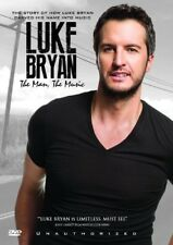 Luke Bryan - Man the Music [New DVD]