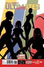 All-New Ultimates (2014) #8 Vf/Nm Marvel Now!