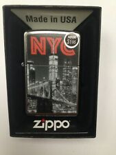 Zippo  Collectible  Lighter NYC Freedom Tower