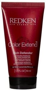 Redken Color Extend Rich Defender Protective Treatment-1.7oz