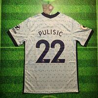 Christian Pulisic #22 Chelsea 20/21 Away Jersey (1 Day Shipping)