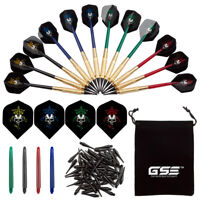 18 Grams Soft Tip Darts For Electronic Dartboard w/60 of Free Dart Tips(12-Pack)