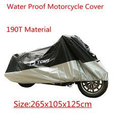 Motorcycle Cover Fit For Suzuki Boulevard C109R C50T C109RT Intruder C1800R