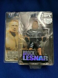 Brock Lesnar Round 5 UFC Ultimate Collector Limited Edition Series 4 MINT  /2000