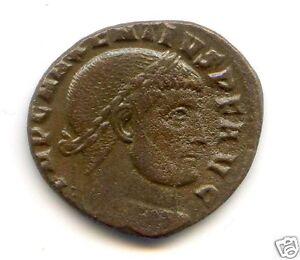 Maxence (307-312) Follis Rv/Aeternitas AVG