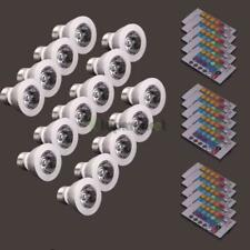 20Pcs Remote Control Magic RGB Lamp LED Spot Down Light Bulb 16 Color lamp