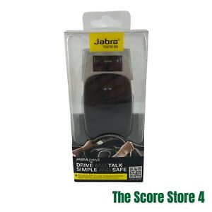 Jabra Drive Bluetooth In-Car Speaker for Music and Calls Black New