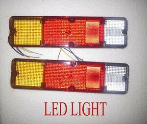 SUZUKI SJ413 SJ410 REAR BRAKE TAIL LED LIGHT JIMNY SAMURAI SIERRA GYPSY