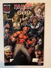 Man of God 1-6 Complete Series Pinwheel Press Cover C set Tim Vigil and More