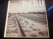 "PERU Sent To Saltcoats 7"" + download code C86 indiepop Bristol Archdeacon of Pop"