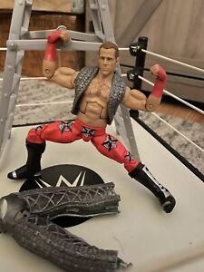 Wwe Mattel Figure Elite Hbk Dx Shawn Michaels Wrestlemania 14 Wrestling Legend