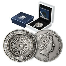 More details for the historic cupola of the pantheon 100g silver coin 2021 collectable gift set