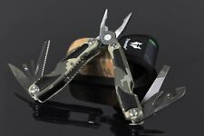 Traveler CAMO Knife Messer Multi-function MULTITOOL Stainless Steel MUL8