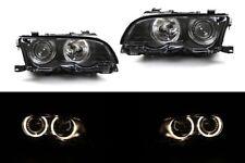 02-03 BMW E46 2DR HALO PROJECTOR HEADLIGHTS 330CI