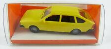 VW Passat gelb Euromodel 1:87 H0 OVP [HB8-E3]