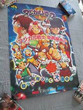 >>  MAGICAL DROP III 3 SNK NEO GEO AES ARCADE A1 SIZE OFFICIAL POSTER! <<