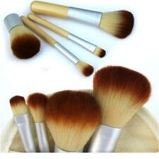 Eco Tools BAMBOO Makeup Brush Set 4Pcs Make Up Brushes Tools Eyebrow Brushes SM