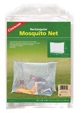 Coghlan's Rectangular Tent Mosquito Insect Bug Net Mesh Sleep Cover White