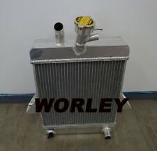 3 core aluminum radiator for Triumph GT6 1966-1973 1967 1968 1969 1970 1971 1972