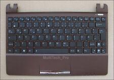TopCase Asus Eee PC X101H X101CH Series mit Tastatur Bronze/Braun Handauflage