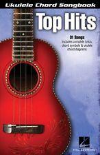 Top Hits Sheet Music Ukulele Chord Songbook Ukulele Book NEW 000115929