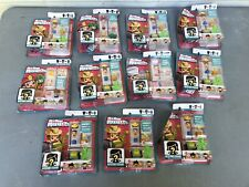 My Mini MixieQs - Series 1 - Lot of 11 New Packages Farmer Fire Fighter - NEW