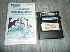 Smurfs Schtroumpfs (Colecovision) Cartridge with Instructions